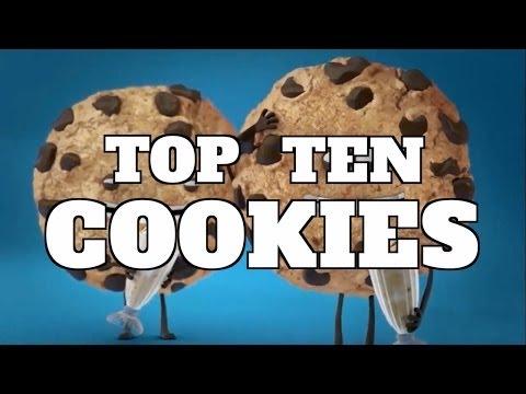 Top 10 Cookies (SUPERCUT)