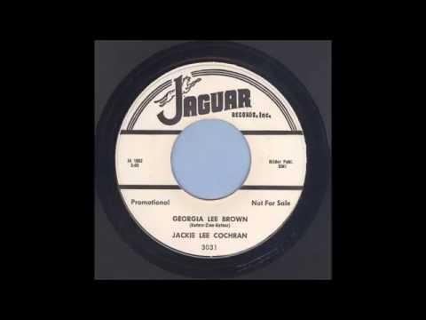 Jackie Lee Cochran - Georgia Lee Brown - Rockabilly 45