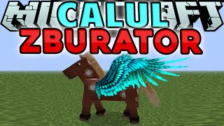Minecraft - Mod Showcase: PEGASUS 1.8.8 - CALUL ZBURATOR !