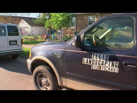 Stolen Trailer Leaves Minneapolis Man's Landscaping Business Stuck