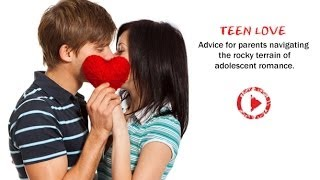 Teens, Dating, and Mating Advice for Parents - Wendy Walsh, PhD