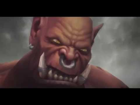 Warlords of Draenor all In-Game Cinematics spoilers