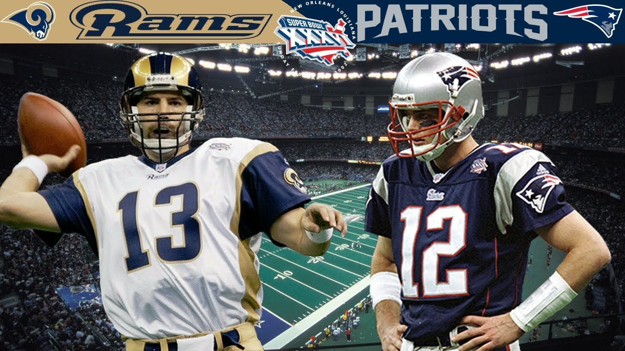 Rams Patriots