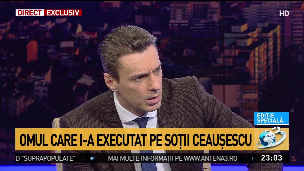 Omul care i-a executat pe soții Ceaușescu rupe tăcerea