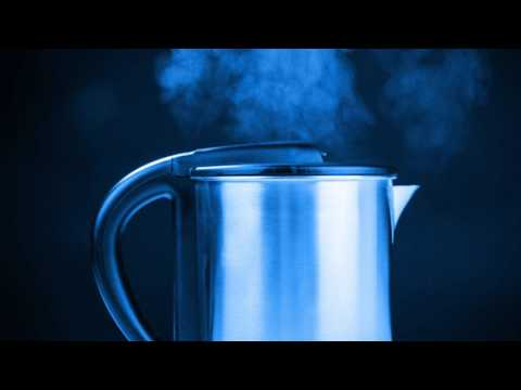 Electric Kettle White Noise | 10 Hours | For Sleeping, Studying or to Block Out Noise
