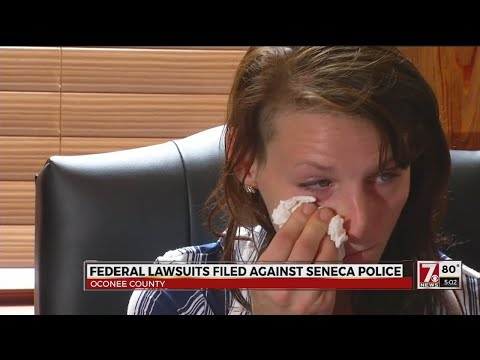Federal lawsuit filed against Seneca Police Department