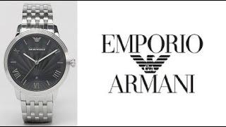 aSOS.COM Распаковка оригинальных часов Armani (AR1614)