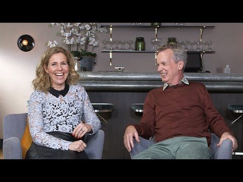 BBC: Sally Phillips talks Peter Singer and Down's syndrome screening on Frank Skinner on Demand