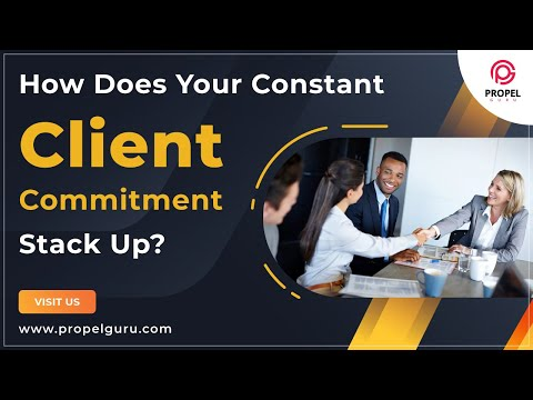 How Does Your Constant Client Commitment Stack Up? | Propel Guru