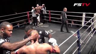 Tarik Lamou vs Marwan Akle