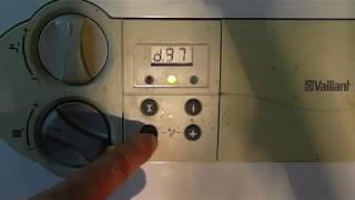 видео Настройка, регулировка мощности газового котла