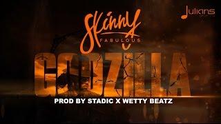 "Skinny Fabulous - Godzilla ""2016 Soca"" (Stadic x Wetty Beatz)"