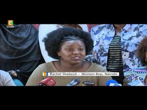Women Parliamentarians Take Issue with Speaker Justin Muturi