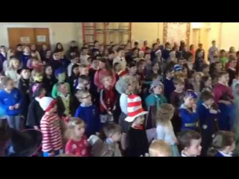 """""""I like books"""", our special song for #worldbookday"""