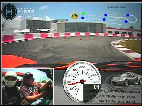 Javier Naranjo    Racing Experience in Cancun - Things to do in Cancun ExoticRidesMexico