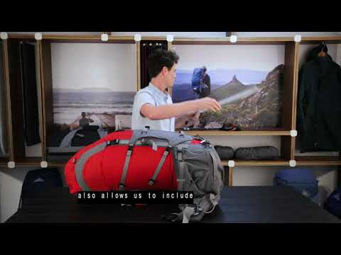 Wilderness Equipment Mountain Expedition Alpine Pack