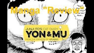 "Manga ""Review"":  Junji Ito"