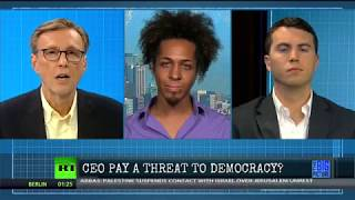 CEO Pay Is A Direct Threat To Our Democracy