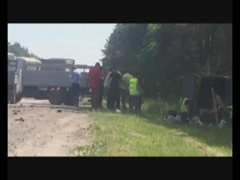 Поділля-центр: Шестеро жителів Хмельницької області загинули в аварії на Львівщині