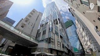 「渋谷ストリーム」開業へ 渋谷川沿い・線路跡に遊歩道も