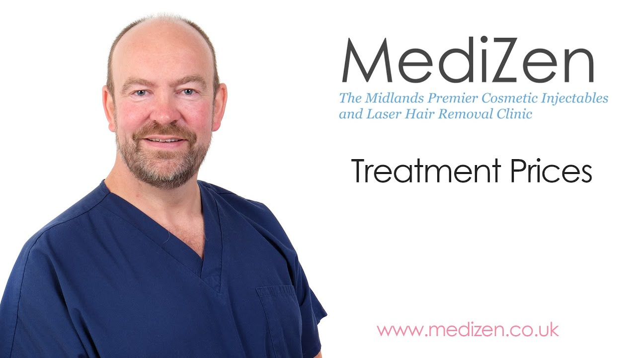 Prices and Costs for Cosmetic Treatment at MediZen Clinic