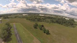 Another flight over Fort Walla Walla with my Blade 350qx