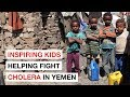 These Little Kids Are Helping Their Families As Yemen Hits One Million Cholera Cases mp3