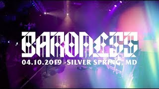 Baroness - Shock Me [Live From Silver Spring, MD - April 2019]
