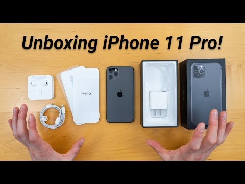 iphone-11-pro-unboxing---what's-included!