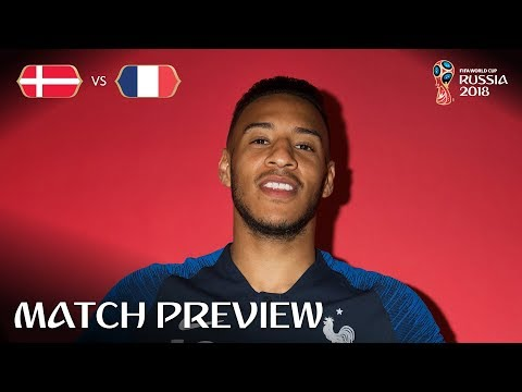 Corentin Tolisso (France) - Match 37 Preview - 2018 FIFA World Cup™