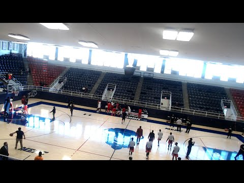 Howard Men's Basketball v. Central Penn College