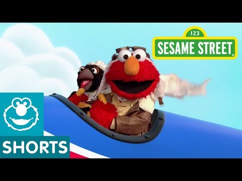 Sesame Street: Airplane Pilot | Elmo the Musical