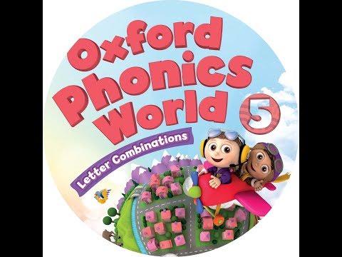 Oxford Phonics World 5 CD2 English for kids