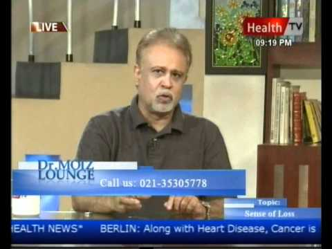 Dr. Moiz Lounge Topic. Sense of Loss 27th Sept. 2011 Part 1.flv