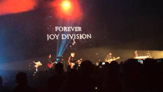 """New Order - """"Love Will Tear Us Apart"""" - Live in Chicago 3-16-2016"""