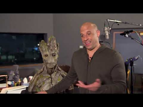 Guardians of the Galaxy | Cast Interview