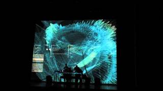 Mutek 2013 - A/Visions 3 : Michael Trommer & Nokami