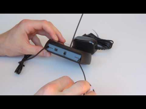 Philips wireless fm headphones shc5100 review