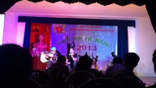 Beautiful girl guitar cover - Trọng Huỳnh .ft Thanh Sơn