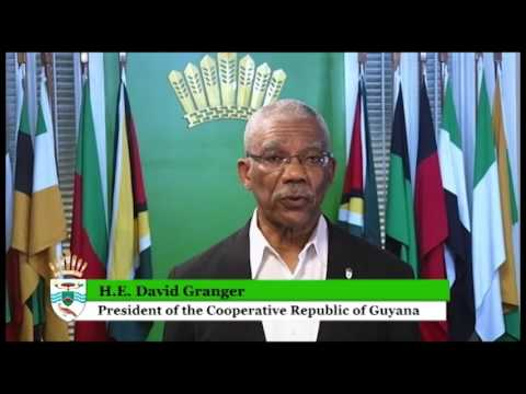 UPDATE | President David Granger's Address To The Nation