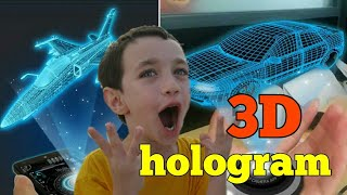 3d hologram app for android , Best Camera Fun App | Amazing Crabs 3d Effect on your Floor