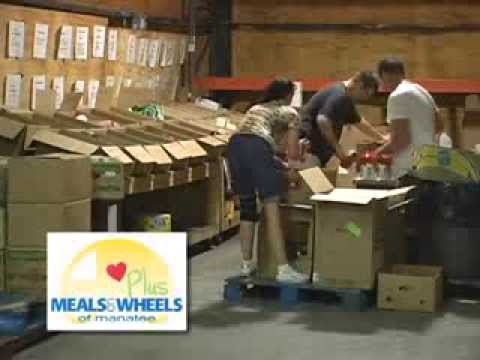 Meals on Wheels Plus - Hunger is Curable