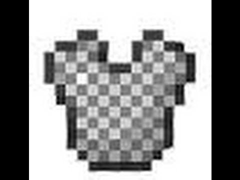 Comment crafter une armure en mailles minecraft youtube - Dessin armure ...