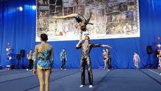 видео О виде спорта: спортивная акробатика.