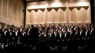 Download Hallelujah - Miami University Men's Glee Club MP3 song and Music Video