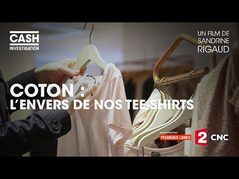 Coton : l'envers de nos tee-shirts - Cash investigation (int
