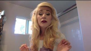 Mermaid Hair and Make-up Tutorial