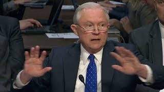 WOW! HEATED: Senator Al Franken VS Jeff Sessions ARGUE, Senate Judiciary Committee Oversight Hearing Free HD Video