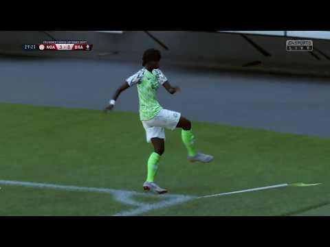 Nigeria v Brazil | France 2019 FIFA Women's World Cup Final