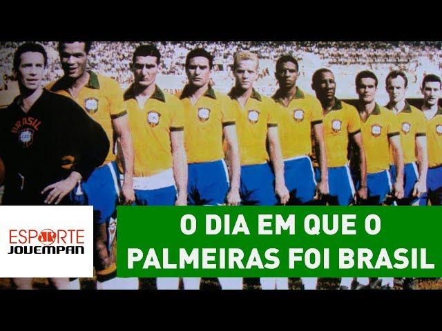 O dia em que o Palmeiras foi Brasil | Mauro Beting